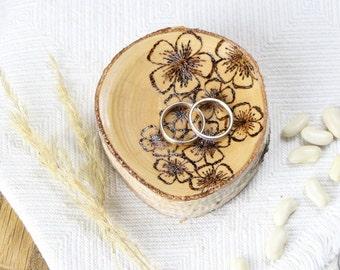 Ring dish - Gardenflowers
