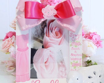 Personalized Flower Girl Gift Frame