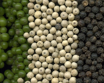 Organic White Pepper Corns (Whole)
