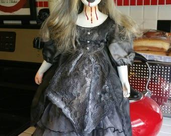 Horror Doll Death Bride