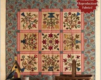 Jo's Floral Album by Jo Morton - Quilt Book