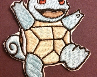 Squirtle Pokemon Patch