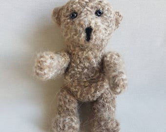 Beige Teddy bear