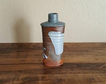 Ceramic Whiskey Bottle