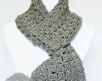 Crochet Scarf Pattern, Crochet Super Scarf, Long Scarf Pattern, Crochet Neck Warmer Pattern, Block Stitch Scarf Instant Download