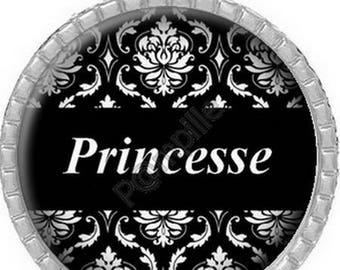 Pendant Cabochon - Princess (243)