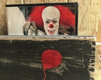 Stephen King Movie Art It Pennywise Clown 3d Art Pop Horror