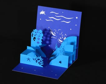 Under The Sea Pop Up