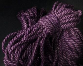 Jute Rope Kit for Shibari / Kinbaku - Amethyst / Purple
