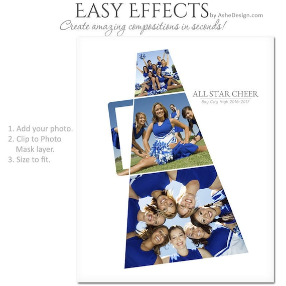 Photoshop Templates | Photography Posters | Easy Effects | SPORTS ...
