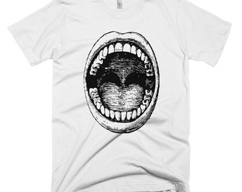 Shelter Big Mouth Men's T-Shirt