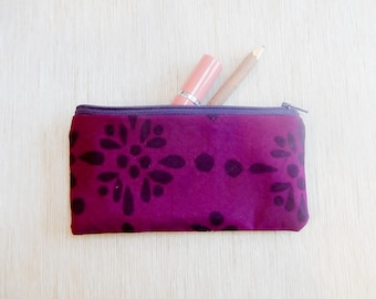 Make Up Bag/ Marimekko Gift for Her/ Mothers Day Gift/ Gift for Mom/ Gift for Wife/ BFF Gift/ Coworker Gift/ Sister Gift/ Coin Purse/ Pouch