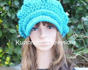 ladies crochet hat, womens crochet hat, slouchy hats, slouch hat, slouchy hat, newsboy hat, monarch hat, crochet hats, winter hats,