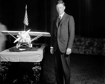 Charles Lindbergh Photo #2