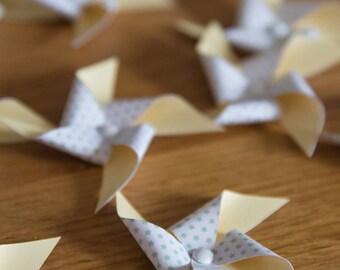 Mini mill to wind - star Theme - christening