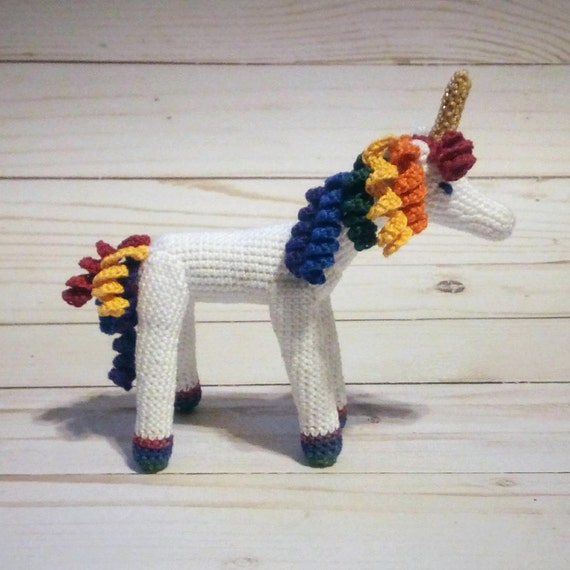 Mini Rainbow Unicorn