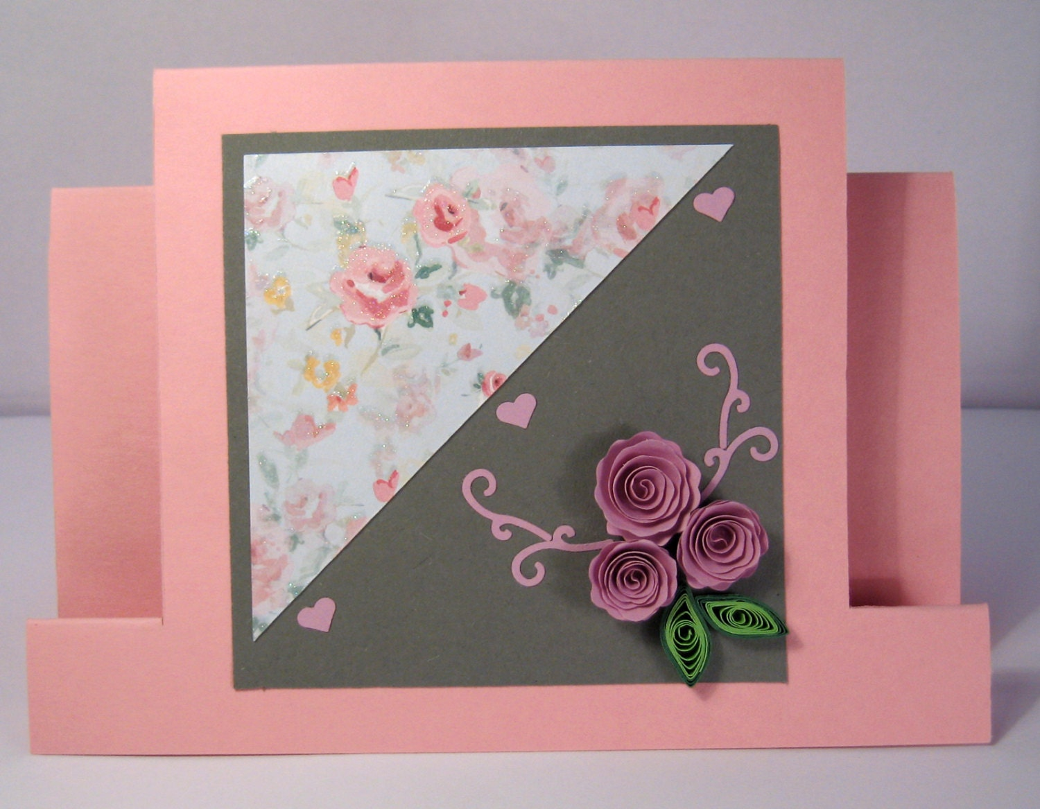 Handmade greeting card designs for birthday for Christmas card 3d designs