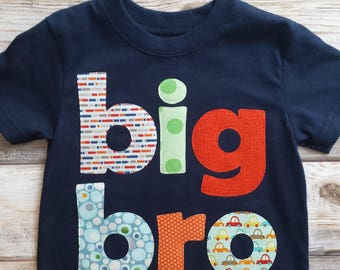 Big Brother Shirt-Big Bro Shirt-Big Brother Car Shirt-Sibling Shirts-Big Little Shirts-Big Brother TShirt-Birth Announcement-Big Brother Tee
