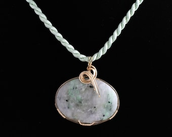Agate Pendant. Listing 176213024 Price Reduced!
