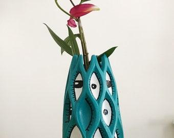 Decorative vase 40 Eyes