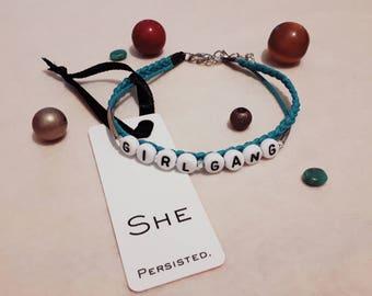 Girl Gang Bracelet