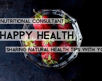 Happy Health Healing Program  - PDF Instant Download
