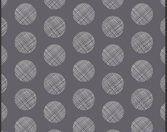 Urban Mod Pointelle in Shade by Art Gallery Fabrics