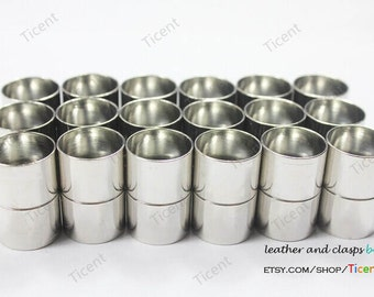 3 sets Big Round Clasp-15mm Diameter Hole Silver Round Magnetic Clasp,Big Size Magnet MT12M-481