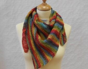 Knitting pattern pdf Caonach shawl