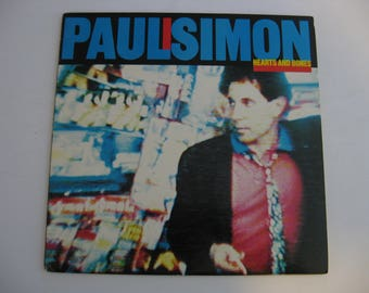Paul Simon - Hearts And Bones - Circa 1983