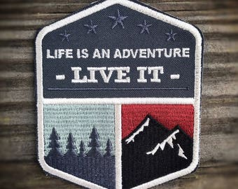 Life Is An Adventure patch