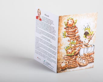 Card with envelope: Cookie Time!