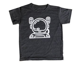 Astronaut Shirt for Kids   Triblend Graphic Tee   Nasa shirt   Space T Shirts for Kids   Astronaut Shirt