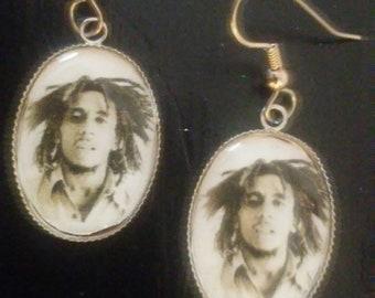 Rock Star Cameos --Bob Marley