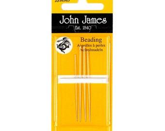 John James Needles - Beading Needles