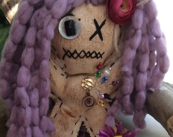Pretty Voodoo Doll ~ She Could, So She Did... ~Voodoo Doll Pretty Voodoo by *Olive,Pretty Voodoo* Olive, Wicca, Find It From Within~