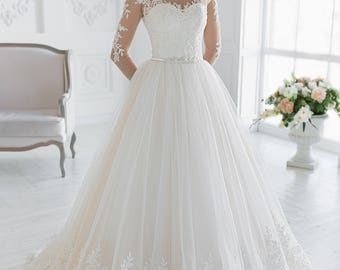 Wedding dress wedding dress bridal gown VERONICA