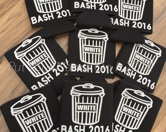 White trash bash etsy 11 white trash bash can insulators party favor themed party stopboris Image collections