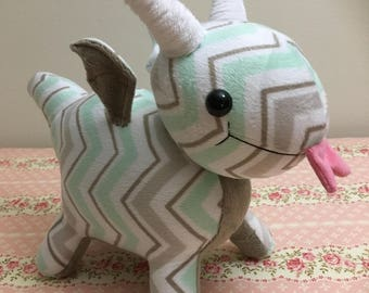 Baby Dragon Melon/Taupe