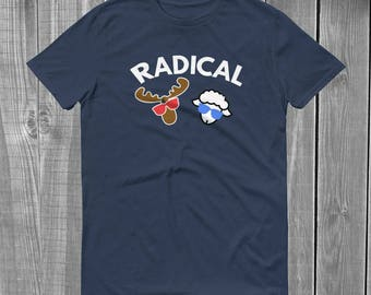 Radical Moose Lamb Shirt - Funny Muslim Shirts