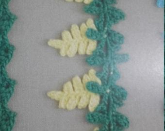 crochet bead lace
