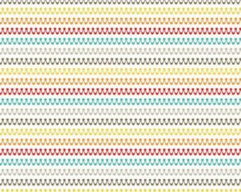 Boy Crazy, Stripe Multi, from Riley Blake Designs