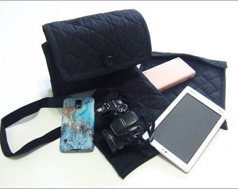 Black Electronic Cases/Covers