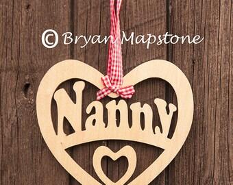Nanny plaque