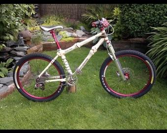 THE BONE BIKE custom bike builds