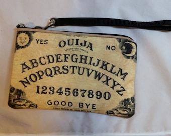 Ouija Wristlet