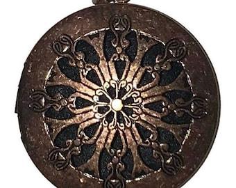 Copper Diffuser Necklace
