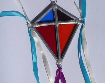 catches Sun pattern kite
