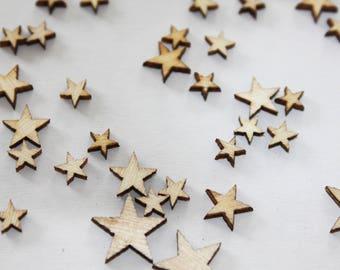 50 x cute little stars for your creative ideas