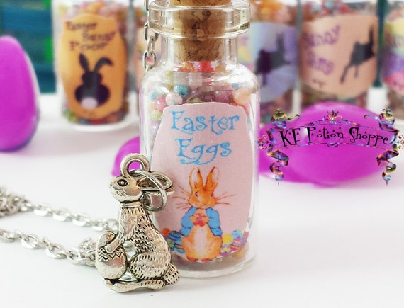 Easter eggs easter bunny easter jewelry gag gift jar of negle Gallery